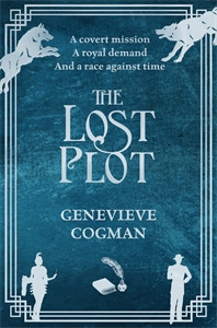 Genevieve Cogman: The Lost Plot: The Invisible Library 4