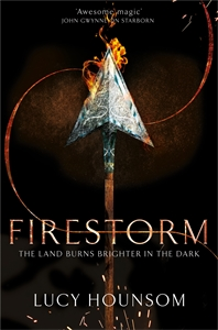 Firestorm: The Worldmaker Trilogy 3
