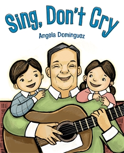 Angela Dominguez: Sing, Don't Cry