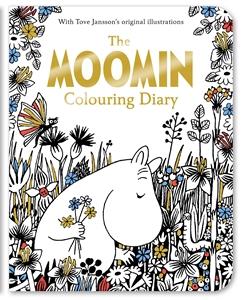 Macmillan Children's Books: The Moomin Colouring Diary