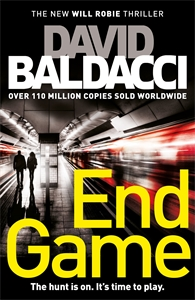 David Baldacci: End Game: A Will Robie Novel 5