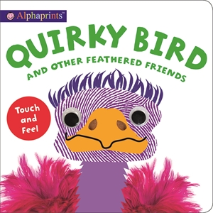 Roger Priddy: Quirky Bird : Alphaprints
