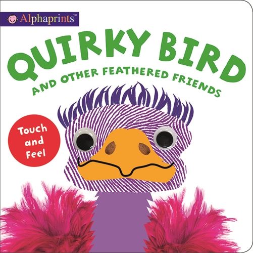 Roger Priddy: Quirky Bird