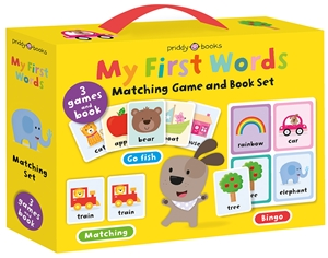 My First Words Matching Set