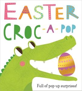 Roger Priddy: Easter Croc