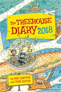 Andy Griffiths: The 91 Storey Treehouse: Diary