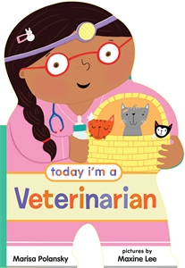 Today I'm a Veterinarian