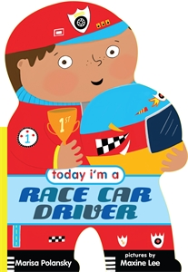 Today I'm a Racecar Driver