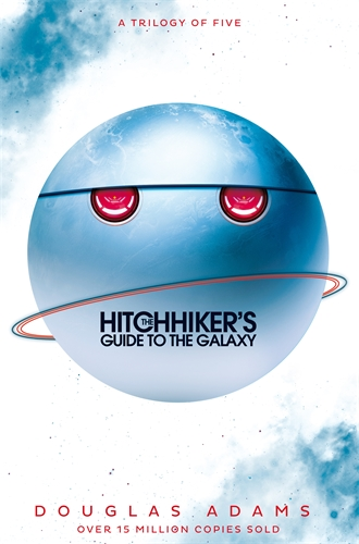 The Hitchhikers Guide To The Galaxy Omnibus Pan Macmillan Au
