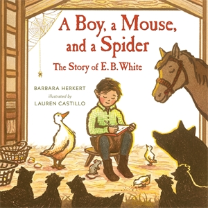 A Boy, a Mouse, and a Spider