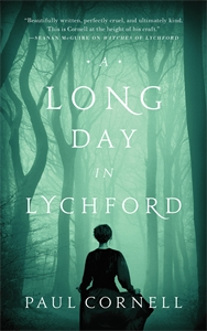 Paul Cornell: A Long Day in Lychford