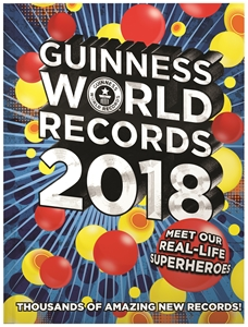 Guinness World Records: Guinness World Records 2018