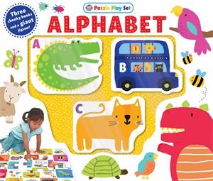 Alphabet Puzzle Playset