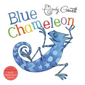 Emily Gravett: Blue Chameleon