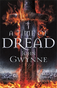 John Gwynne: A Time of Dread: Of Blood and Bone 1