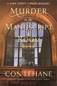 Con Lehane: Murder in the Manuscript Room