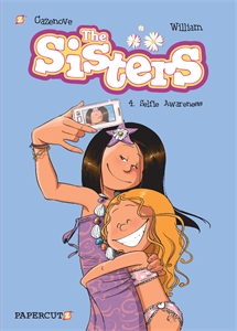 Christophe Cazenove: The Sisters Vol. 4: Selfie Awareness