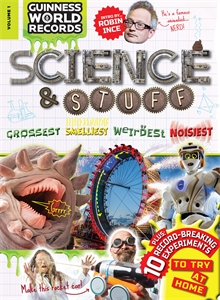 Guinness World Records: Guinness World Records: Science & Stuff