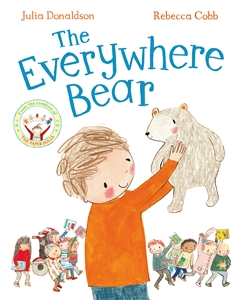 Rebecca Cobb: The Everywhere Bear