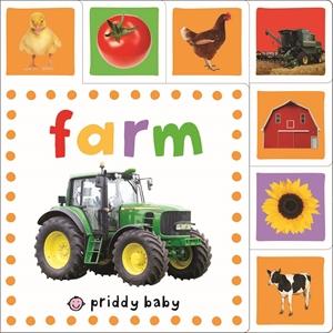 Roger Priddy: Mini Lift The Tab Farm
