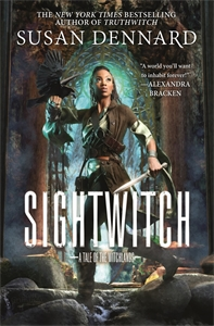 Susan Dennard: Sightwitch
