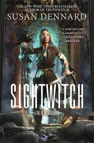 Susan Dennard: Sightwitch