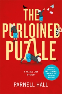Parnell Hall: The Purloined Puzzle : A Puzzle Lady Mystery