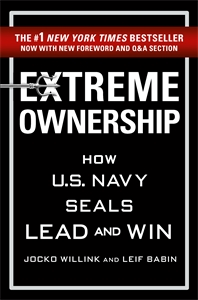 Jocko Willink: Extreme Ownership