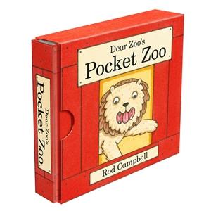 Rod Campbell: Dear Zoo's Pocket Zoo