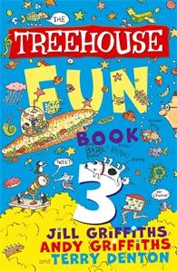 Terry Denton: The Treehouse Fun Book 3