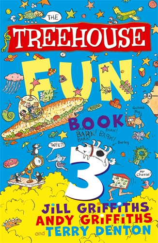 Andy Griffiths: The Treehouse Fun Book 3