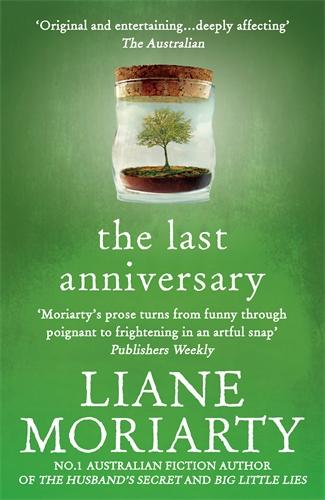 The Last Anniversary Moriarty Liane Ebay