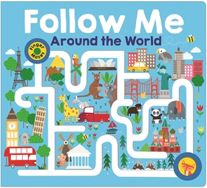 Roger Priddy: Follow Me Around The World