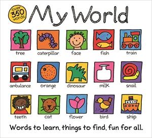 Roger Priddy: My World