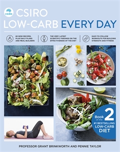 Pennie Taylor: CSIRO Low-Carb Every Day
