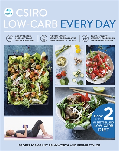 Grant Brinkworth: CSIRO Low-Carb Every Day