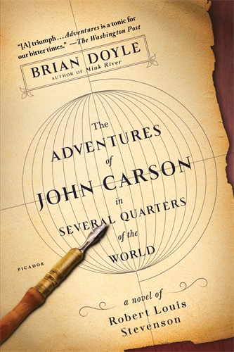 Brian Doyle: The Adventures of John Carson in Several Quarters of the World
