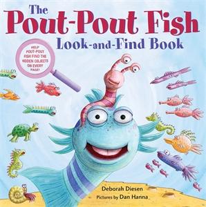 Deborah Diesen: The Pout-Pout Fish Look-and-Find Book