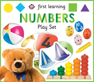 Roger Priddy: First Learning Play Set Numbers : First Learning Play Sets