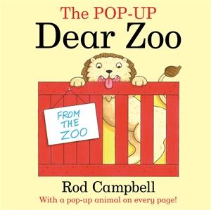 Rod Campbell: The Pop-Up Dear Zoo