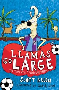 Llamas Go Large: Llama United Book 2