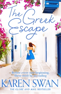Karen Swan: The Greek Escape