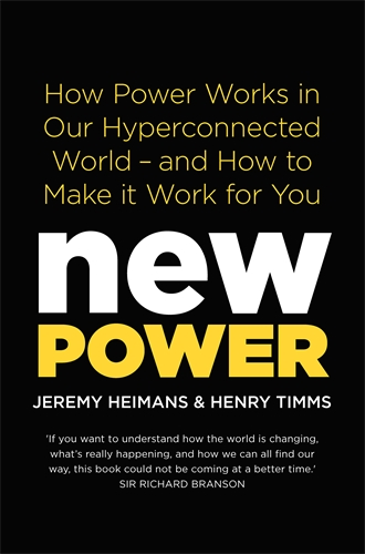Henry Timms: New Power