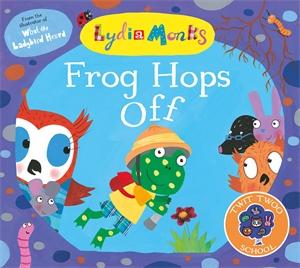 Lydia Monks: Frog Hops Off