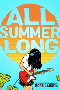 Hope Larson: All Summer Long