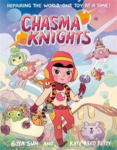 Kate Reed Petty: Chasma Knights