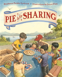 Stephanie Parsley Ledyard: Pie Is for Sharing