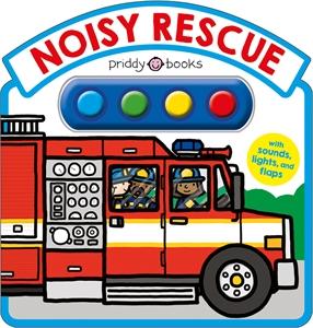 Roger Priddy: Noisy Rescue