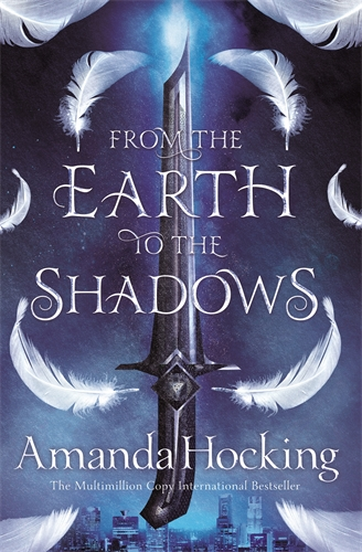 Amanda Hocking: From the Earth to the Shadows: Valkyrie 2