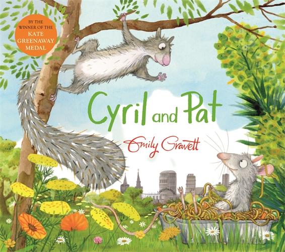 Emily Gravett: Cyril and Pat